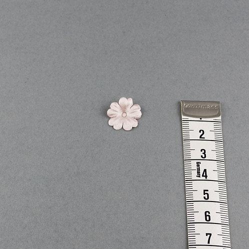 Blumen zum Aufnähen und Kombinieren, Satin, klein