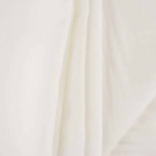 Gewebe-Einlage bügelbar, Farbton Ivory