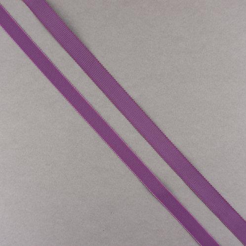 Ripsband in 16/13mm Breite, Farbe Lila