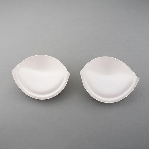 Push-Up Kissen - BH-Cups zum Einnähen - Ivory - Starker Push-Effekt