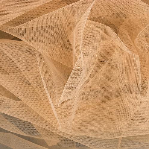 Tüll soft - Illusion-Tüll, Farbton Haut