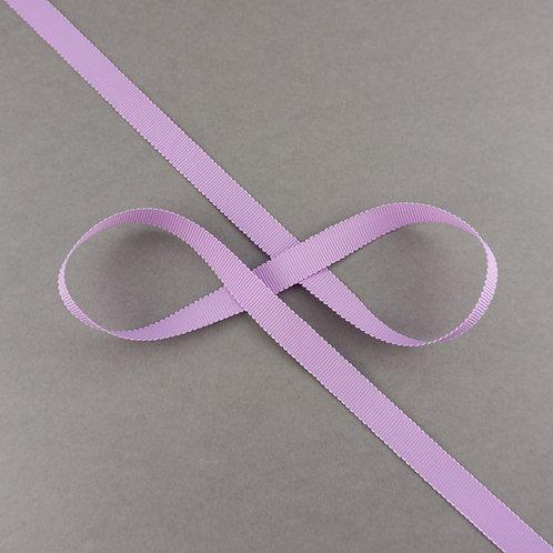 Ripsband, 13mm Breite, Farbe Flieder