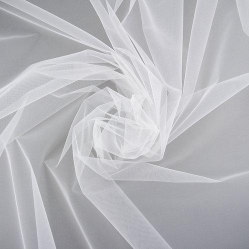 Tüll extra breit 300 cm, Farbton Hell-Ivory