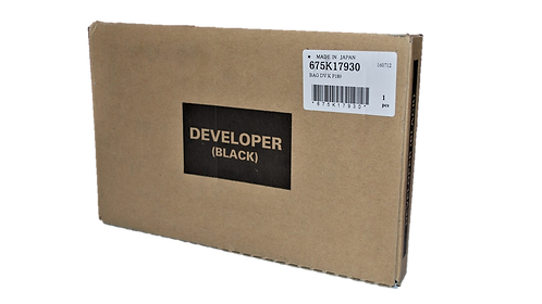 Xerox 675K17930 Black Developer