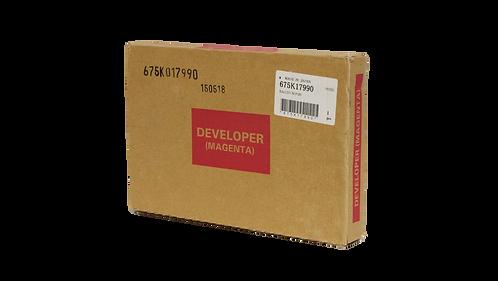 Xerox 675K17990 Magenta Developer