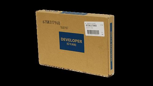 Xerox 675K17960 Cyan Developer