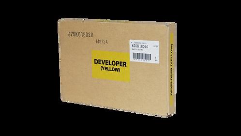 Xerox 675K18020 Yellow Developer