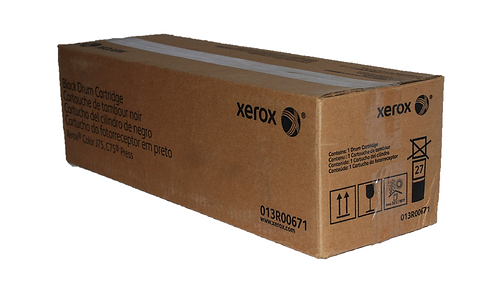 Xerox 013R00671 (13R671) Black Drum Cartridge (K)