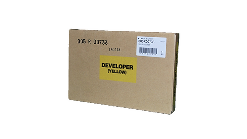 Xerox 005R00733 (5R733) Yellow Developer