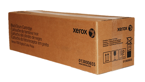 Xerox 013R00655 (13R655) Black Drum Cartridge (K)