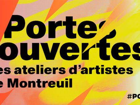 Portes Ouvertes des Ateliers d'Artistes - Montreuil 2020