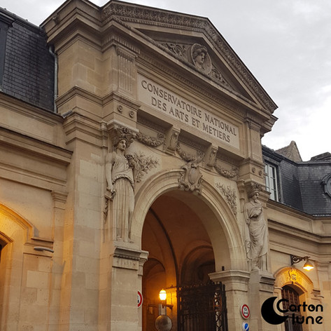 cnam-musee des arts et metiers de paris