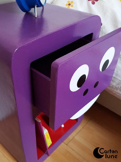 Nuit Violet De Grrr Table Dino Enfant Nnwvm8O0