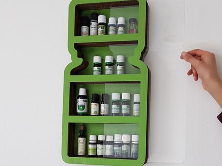 Vous cherchez une aromathèque durable et fonctionnelle ?