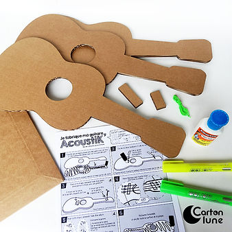 atelier carton lune neo artisan