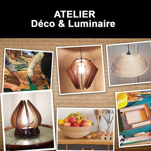 Atelier Découverte Déco & Luminaire