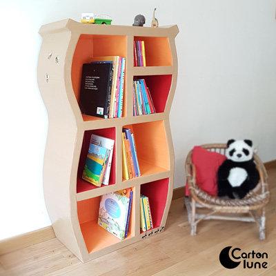 "Bibliotheque enfant ""Capucine"""