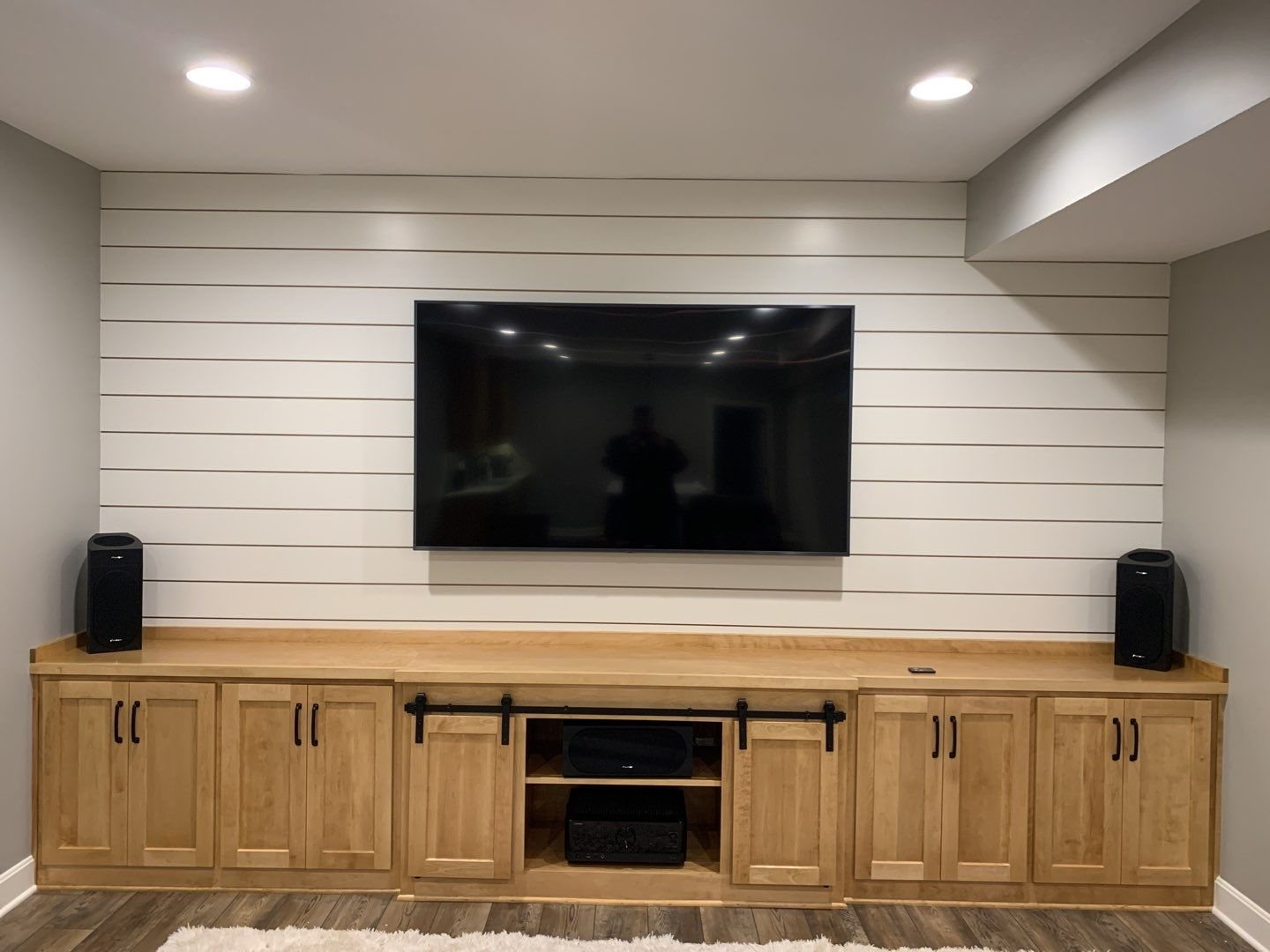 Entertainment Cabinetry