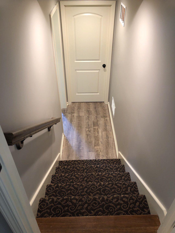 Basement Stair Case