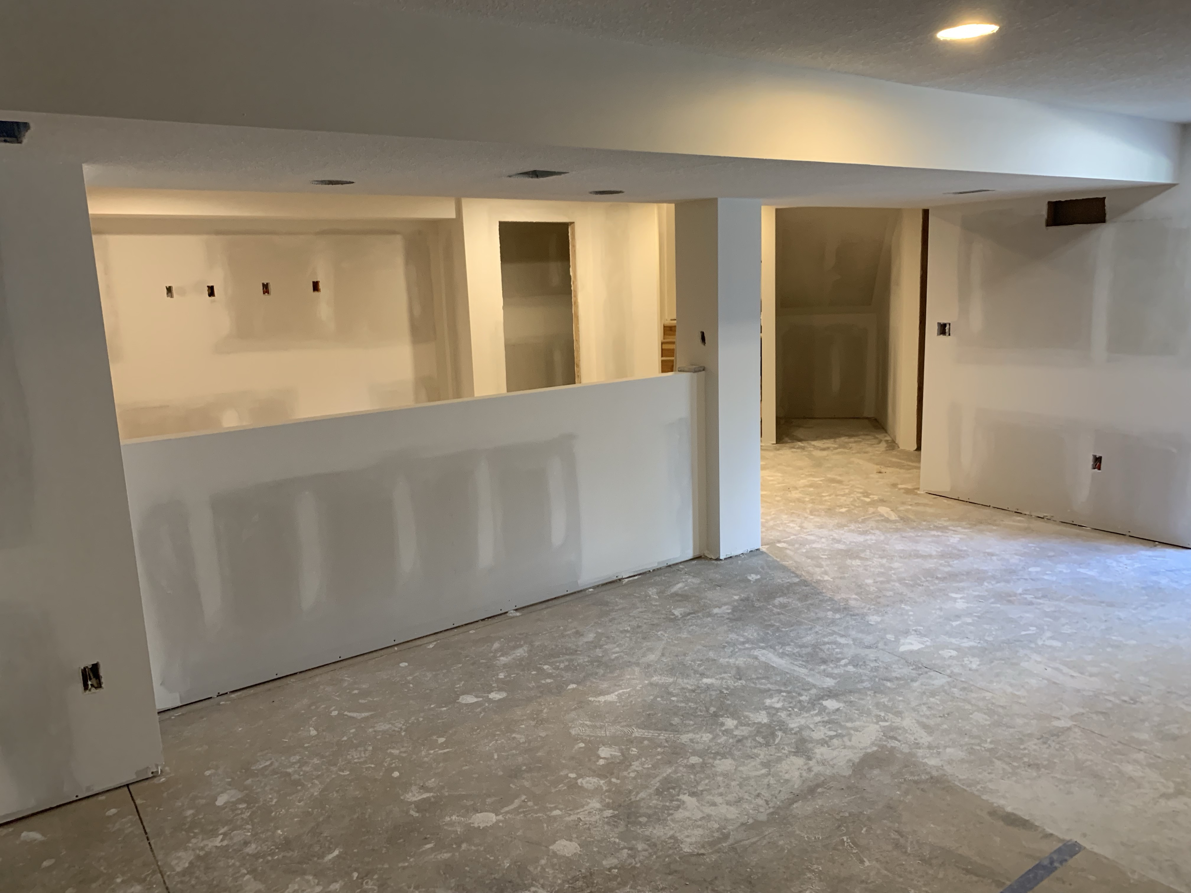 Drywall Stage