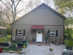 Linn Valley Lake Home Door