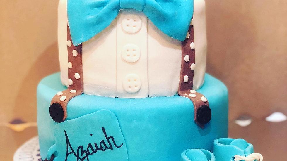 Decorated Custom Cakes