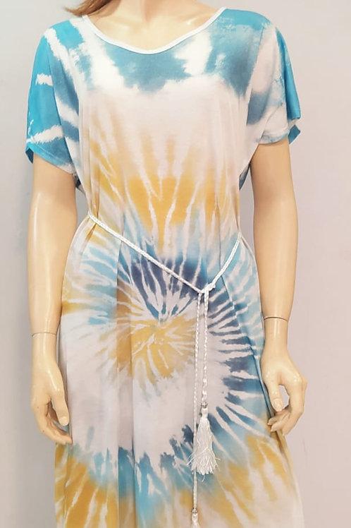 שמלה מקסי דגם 63167