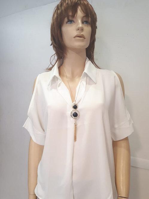 חולצה חצי שרוול דגם 15919623
