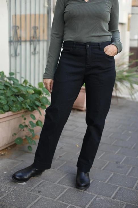 מכנסי נורית בד