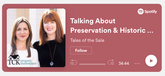 PODCAST: Talking About Preservation & Historic Tax Credits