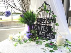 wishing_well_bird_cage_black_purple_forest_theme.jpg