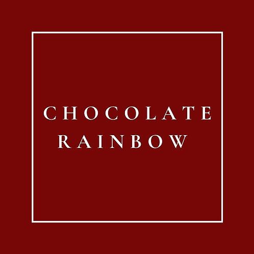 Chocolate Rainbow