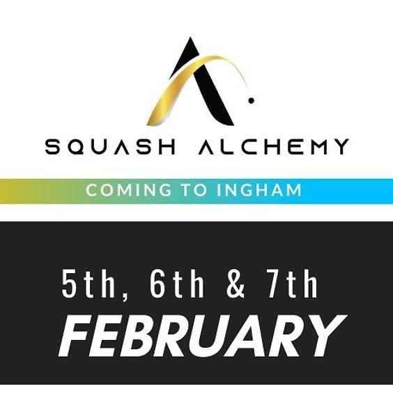 Ingham Squash Clinics
