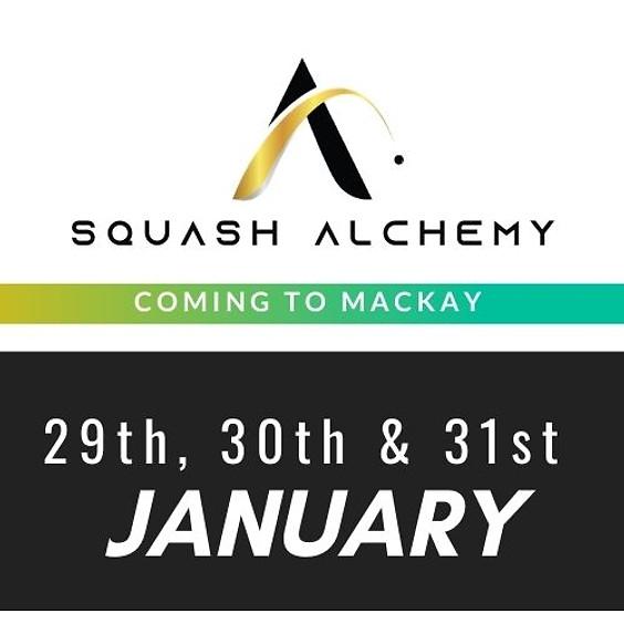 Mackay Sqush Clinic