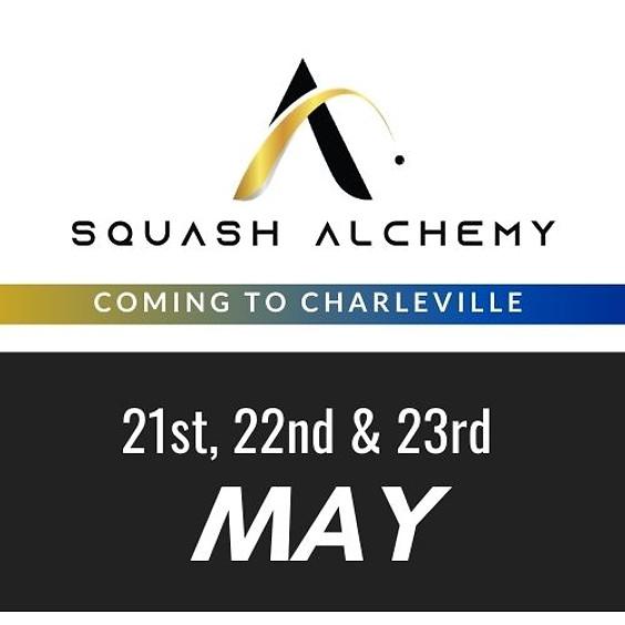 Charleville Squash Clinic
