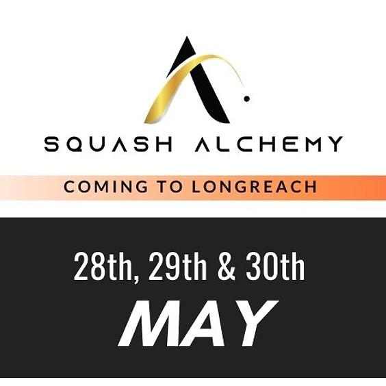 Longreach Squash Clinic