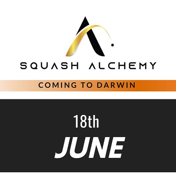 Darwin Squash Clinic Friday