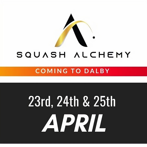 Dalby Squash Clinic