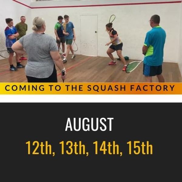 Marmion Squash Club Clinics