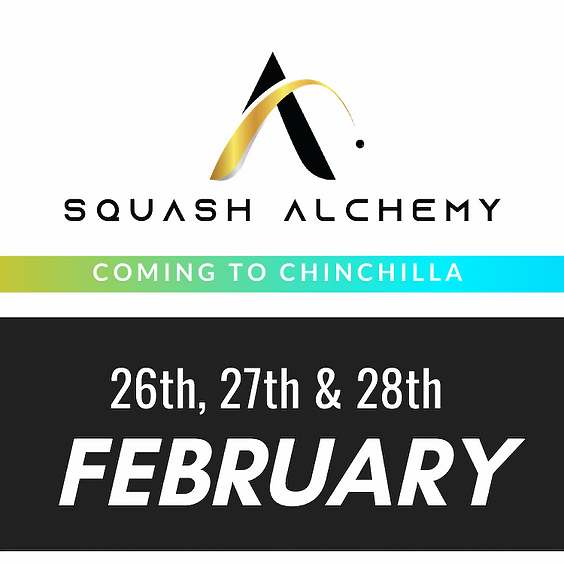 Chinchilla Squash Clinics