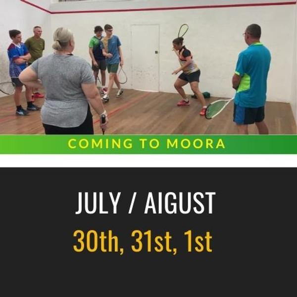 Moora Squash Clinics