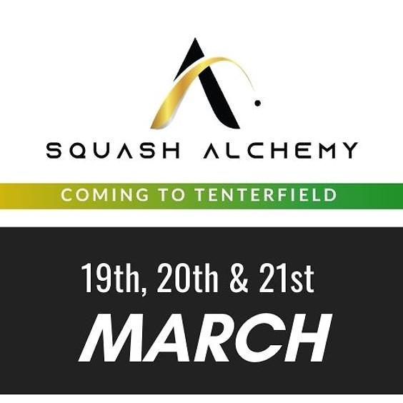Tenterfield Squash Clinic