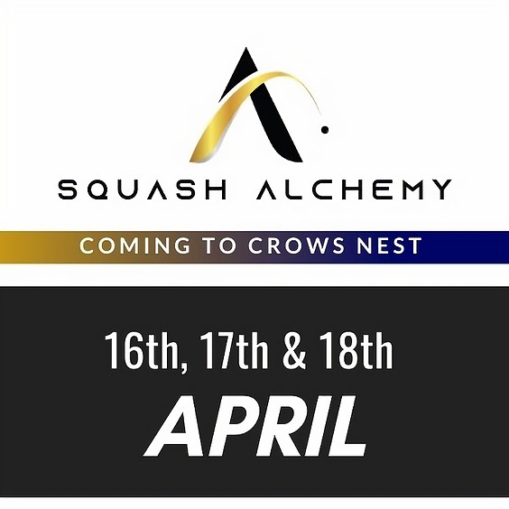 Crows Nest Squash Clinic