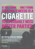 Anti-Smoking PSA   OOH