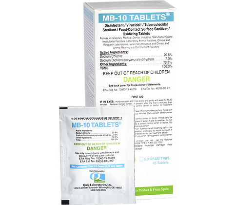 MB-10 Tablets (1.5g) (75 Pack)