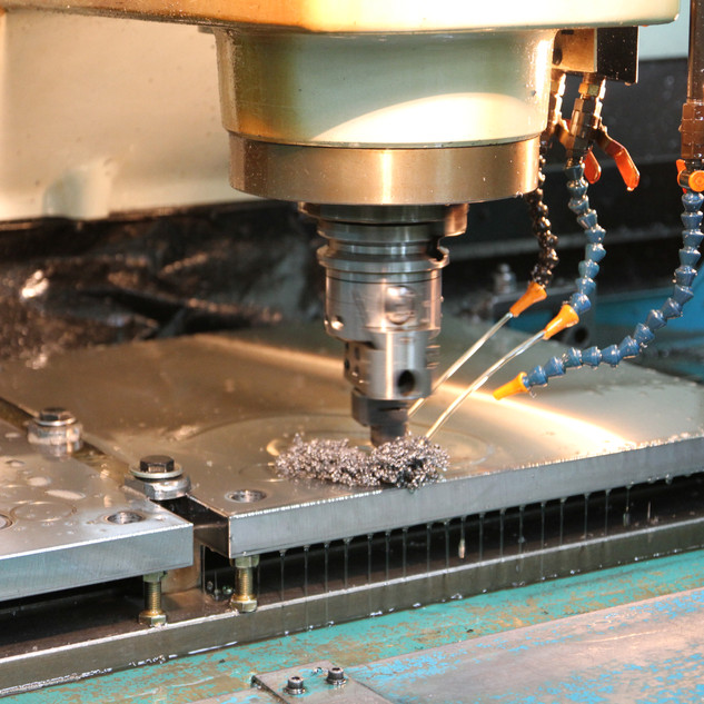 In-house Tooling