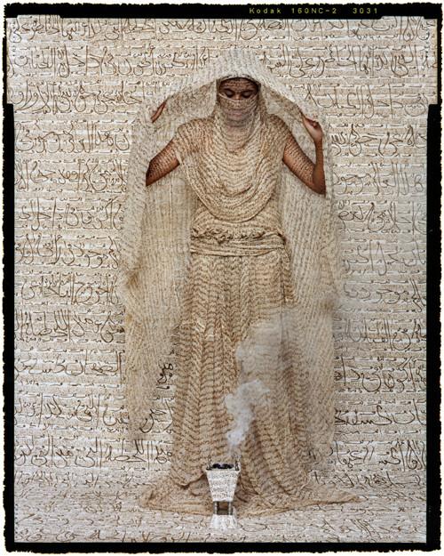 Moorish Woman