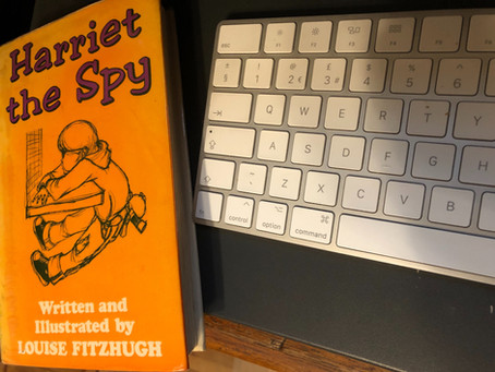 Harriet - the spy who loved me back