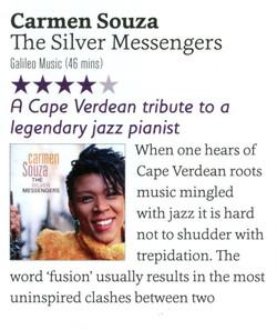 4 Stars - Songlines Magazine