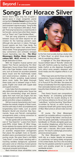 4 Stars - Downbeat Magazine